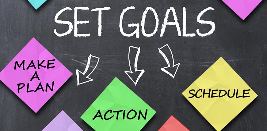 Image result for set goals
